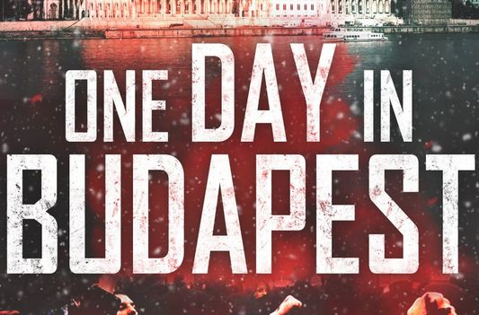 Book Excerpt: One Day in Budapest by J.F. Penn